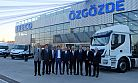 Iveco Özgözde Ankara'da yeni tesisini açtı