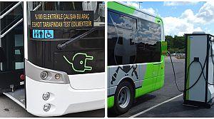 İzmir'in elektrikli otobüs ihalesi tamam
