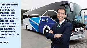 Kamil Koç, 80 otobüs alacak, 20 milyon yolcu taşıyacak