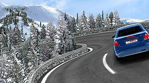 Karlı, buzlu yollarda kaza yapmamak mümkün!