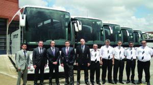 Kontur Turizm filosunu Mercedes-Benz Travego ile güçlendirdi