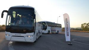 MAN, Yeni Neoplan Tourliner otobüsü tanıttı