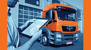 MAN'dan 2.el kamyon ve çekicilere 24 ay garanti