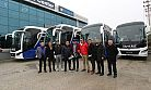 MAPAR Otomotiv'den Kamil Koç'a 4 MAN Lion's Coach