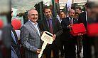 Mardin ulaşımı Isuzu Novociti Life otobüslerle donatılıyor
