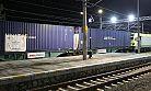 Marmaray hattı ile ilk ihracat treni Almanya'ya ulaştı