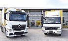 Mercedes-Benz Kamyonlar Malatya'ya teslim edildi