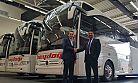 Mercedes-Benz Türk 15 otobüs teslimatı gerçekleştirdi