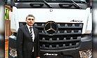 Mercedes-Benz Türk inşaat kamyonlarını tanıttı