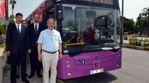 Mersin Büyükşehir Belediyesi 60 otobüs alacak
