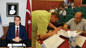 Mersin Otogarı'nda sorun çözülüyor
