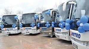 Metro Turizm, Safir VIP alımını 100'e çıkarttı