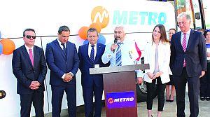 Metro Turizm yaz sezonunu açtı