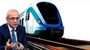 Metro ve tramvay hattını bakanlık yapacak