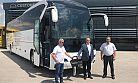 Mis Amasya Tur filosuna Neoplan Tourliner katıldı
