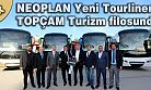 NEOPLAN Yeni Tourliner'lar TOPÇAM Turizm filosunda