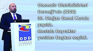 ODD Başkanı yeniden Mustafa Bayraktar