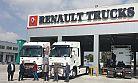 Onaylar Ekspres Renault Trucks iki çekici aldı