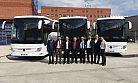 Otobüsçünün gözdesi Tourismo yatırımı artıyor