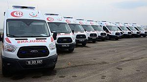 Otokoç, 550 ambulansın tedarikçisi