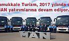 Pamukkale Turizm, MAN yatırımlarına devam ediyor…