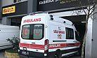 Pirelli ambulansların lastik ihtiyacını karşılıyor