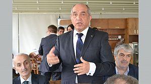 Prof. Dr. Mustafa Ilıcalı'dan sektöre teşekkür