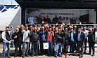 Promoteon Tırı 7500  kamyon sürücüsüyle buluştu
