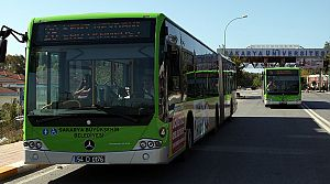 Sakarya'da otobüs ihalesi