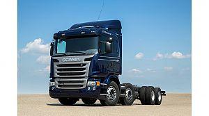 Scania'nın efsanevi kırkayak modeli piyasada