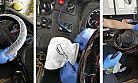 TAİD, sürücüleri hijyen için uyarıyor