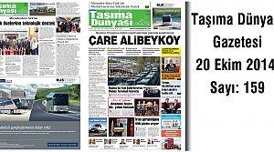 Taşıma Dünyası Gazetesi_159 PDF 20 Ekim 2014