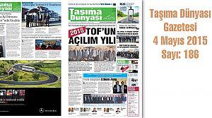 Taşıma Dünyası Gazetesi_186 PDF 4 Mayıs 2015