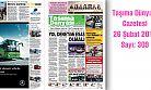 Taşıma Dünyası Gazetesi 309 PDF 26 Şubat 2018