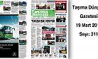 Taşıma Dünyası Gazetesi 311 PDF 19 Mart 2018