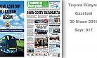 Taşıma Dünyası Gazetesi 317 PDF 30 Nisan 2018