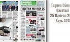 Taşıma Dünyası Gazetesi 323 PDF 25 Haziran 2018