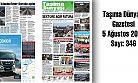 Taşıma Dünyası Gazetesi 346 PDF 5 Ağustos 2019