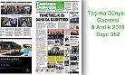 Taşıma Dünyası Gazetesi 352 PDF 9 Aralık 2019