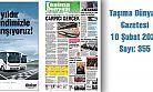 Taşıma Dünyası Gazetesi 355 PDF 10 Şubat 2020
