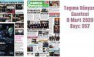 Taşıma Dünyası Gazetesi 357 PDF 9 Mart 2020