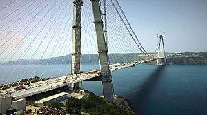 Taşımacının köprü faturası ağır