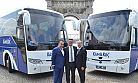 TEMSA, Kamil Koç'a 26 Safir Plus VIP otobüs teslim etti