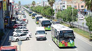 TEMSA'dan Adana Belediyesi'ne 20 otobüs