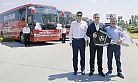 TEMSA'dan Mersin Travel'e 10 adet 2+1 Safir Plus