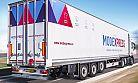 Tırsan'dan Hollandalı Tekstil Taşımacılığı Devine 15 Talson Treyler