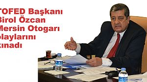 Mersin Otogarı saldırıısını kınadı