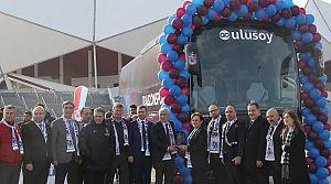 Trabzonspor'u, Mercedes-Benz Travego taşıyacak