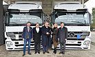 TruckStore, Kuzeyhan Lojistik'e 25 Actros teslim etti