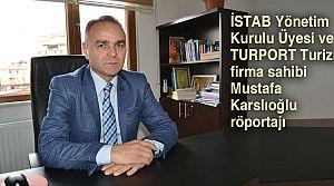 TURPORT Turizm - Mustafa Karslıoğlu röportajı